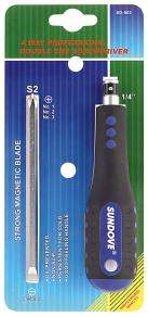 4 WAY PROFESSIONA DOUBLE END SCREWDRIVER